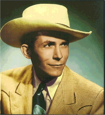 I was reading about Hank Williams, went to hear Gillian Welch, ...