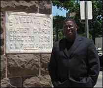 Rev. Arthur Price