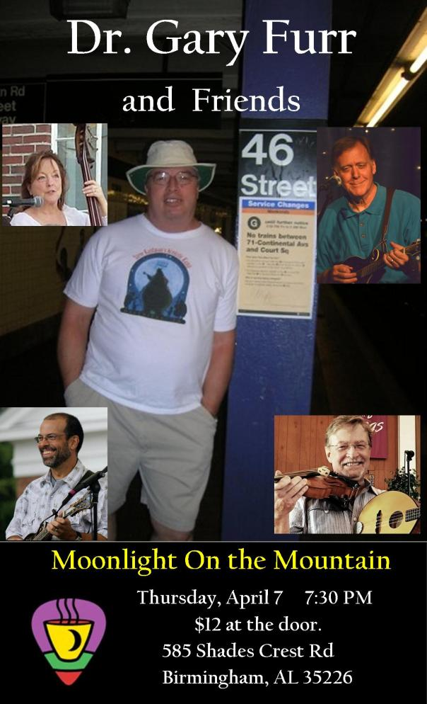 Gary Furr and Friends Moonlight